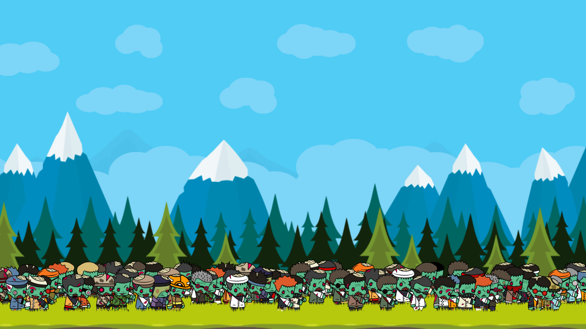 Zombie Forest